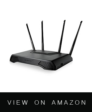 Amped Wireless ATHENA, High Power AC2600 Wi-Fi Router with MU-MIMO