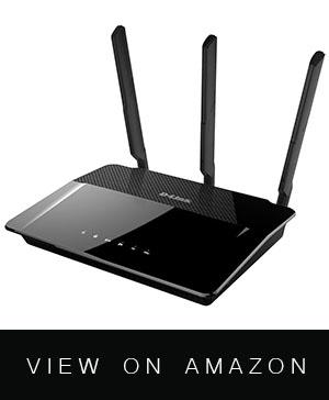 D-Link Wireless AC1900 Dual Band WiFi Gigabit Router (DIR-880L)
