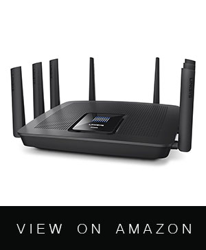 Linksys AC5400 Tri Band Wireless Router