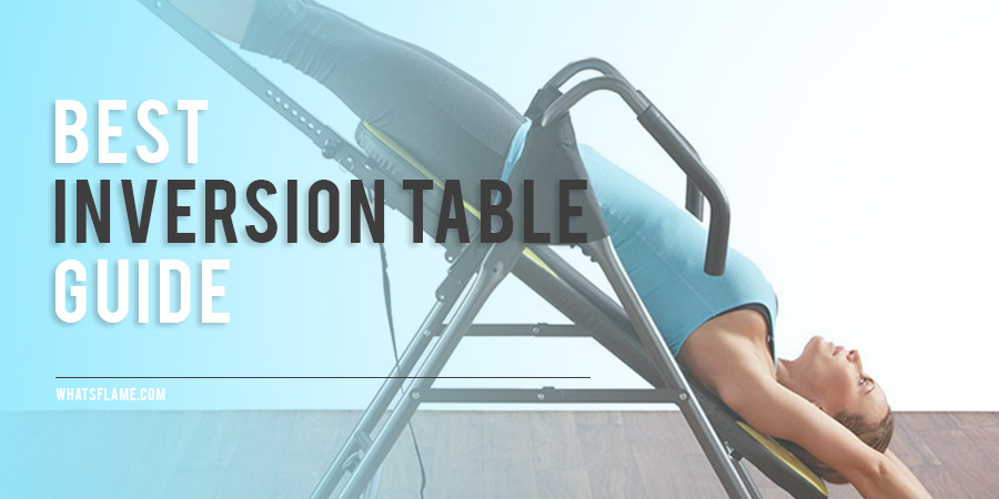 Best Inversion Tables of 2017 | NEW Reviews and Guide